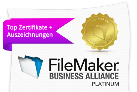 Filemaker Zertifikat
